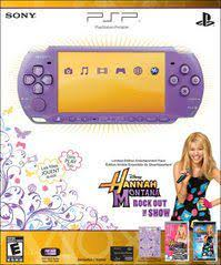 Цены на <b>PSP</b> 3000 Limited Edition <b>Hanna Montana</b> Version [Purple ...