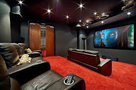 when designing your home theater