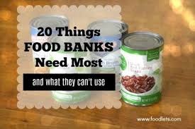 There are 46 flashcards including 'cheesburger' and 'salad'. What Food Banks Need Most And What They Can T Use Foodlets