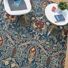 full size of adorable granada rugs in indigo and red by william morris rug