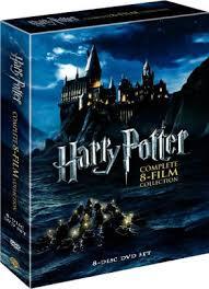 harry potter plete 8 film collection
