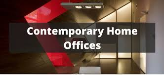 contemporary home office design. Contemporary Home Office Design