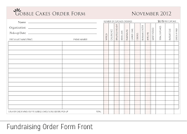 Gobblecakes_orderform_front Jpg 2100 X 1500 Fundraising Forms