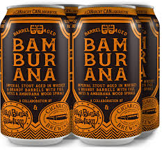 Oskar Blues Brewery And Cigar City Brewing Release Bamburana A
