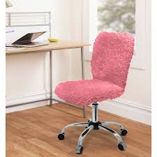 office chairs at walmart. Perfect Chairs Gorgeous Urban Shop Faux Fur Task Chair Walmart Fuzzy Office On Chairs At A