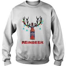 Keystone Light Sweatshirt Keystone Light Beer Reinbeer Christmas Shirt T Shirt Classic