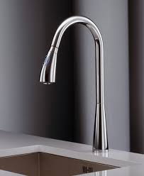 Reviews Of Kitchen Faucets The Modern Kitchen Faucets Is Minimalist And Pure Design With
