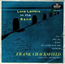 frank chacksfield and his orchestra april love decca 3