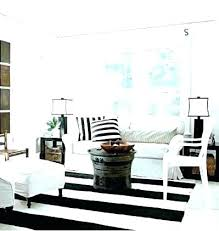 black and white striped rug grey area nice outdoor plastic