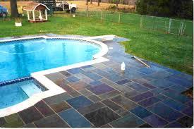 swimming pool decks. Best Swimming Pool Deck Surface Pools With Regard To Size 1184 X 787 Decks