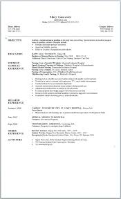 Resume Templates Microsoft Word Free Download Word Resume Template 2007 Template In Word Free Templates Download