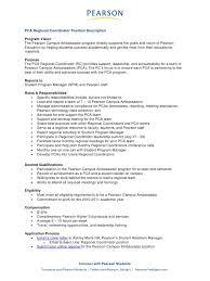 Pca Resume Sample Simple 48 Expert Pca Job Description For Resume Di U48 Resume Samples