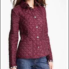 41% off Burberry Outerwear - Burberry Brit Kencott Patch Pocket ... & Burberry Brit Kencott Patch Pocket Quilted Coat Adamdwight.com