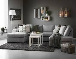 grey sofa living room