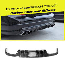 Online Buy Wholesale w204 rear diffuser from China w204 rear ...