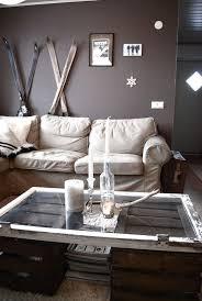 make a coffee table