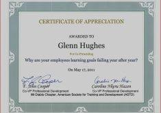Certificate Of Recognition Wordings Trend Recognition A Free Sample Certificate Appreciation Template