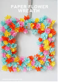 Flower Paper Craft 28 Fun And Easy To Make Paper Flower Projects You Can Make