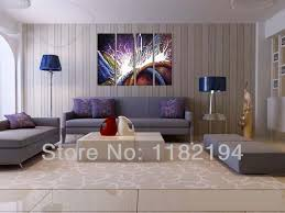 Texture Paint In Living Room Painting Clock Picture More Detailed Picture About Big Size Hand