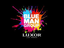 Image result for blue man group luxor