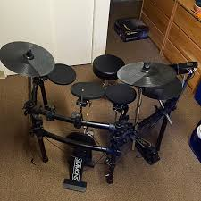 simmons electronic drums sd7pk. simmons sd7pk electronic drum kit drums sd7pk