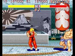 street fighter 2 arcade full perfect ken 01 02 youtube