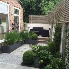 terraced house garden design windowsunity
