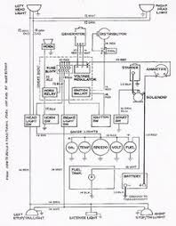 wiring hot rod lights hot rod tech hot rods and lights this basic ford hot rod wiring diagram was designed for 12 volt systems but can also be used for 6 volt systems if used for 6 volt make all the wires