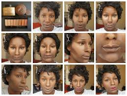 contouring tutorial for dark skin imagination a make up artist or beauty ger but i taught myself this technique after searching
