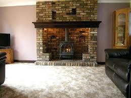 convert gas fireplace to wood burning convert wood stove to fireplace insert wood stove blower motor convert gas