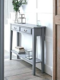 Entry Hall Tables Lovable Table And Best Hallway Ideas Only On Australia Round Entr  Modern