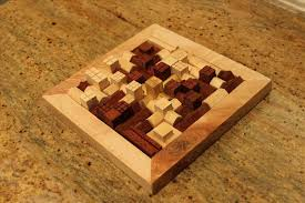 Making Wooden Games R A L U E O Small Small Woodworking Games Wooden Game 59