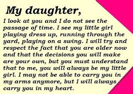 YOUR MY WHOLE WORLD. I LOVE YU MY DAUGHTER ALWAYS AND FOREVER ... via Relatably.com