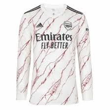 With a wild design that takes inspiration from highbury's iconic marble halls, adidas launch the arsenal 20/21 away shirt. 2020 2021 Arsenal Adidas Away Long Sleeve Shirt Fh7811 Uksoccershop
