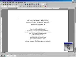 Micorsoft Office Word Microsoft Office Word 97 Then Click Here To Access Our