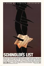schindler s list he created a poster for schindler s list  schindler s list he created a poster for schindler s list 1993 although it