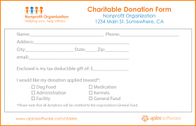 Fundraiser Pledge Form Template Pledge Sheets For Fundraising Template And Non Profit Donation Form