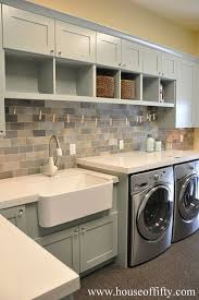 15+ Beautiful Laundry Rooms sure to inspire you for your own laundry room! {