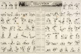 Wrestling Moves Chart Wrestling Moves And Holds Illustration Chart Wrestling