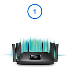 linksys wrt1900ac dual band gigabit wireless routers newegg com set up your home wi fi using a linksys smart wi fi router