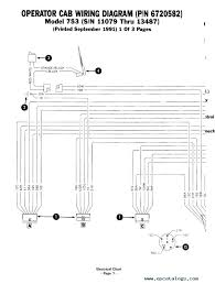 bobcat wiring diagram manual bobcat image bobcat 753 wiring diagram bobcat auto wiring diagram schematic on bobcat 753 wiring diagram manual