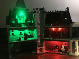 haunted house lighting ideas. Haunted House Lighting Ideas T