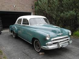 chaimv 1951 Chevrolet Styleline Specs, Photos, Modification Info ...