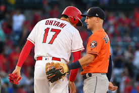 Los Angeles Angels Depth Chart Series Preview 31 Houston Astros Los Angeles Angels