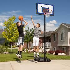 lifetime 44 outside basketball hoop85