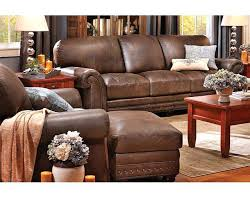 full grain leather sofa made in usa recliner furniture for