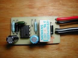 garage door switchGarage Door Opener Circuit Design  Toms Maker Site