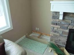 best hammers and high heels feature project holly brian us pic of built ins around windows styles fireplace concept