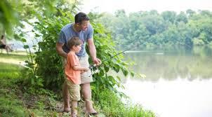 outdoor activities. Outdoor Activities - Fishing U