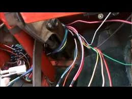 how to install a wiring harness in a 1967 to 1972 chevy truck part chevy truck wiring harness at Chevy Truck Wiring Harness